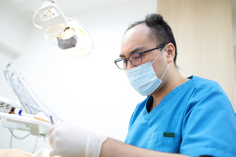 痛みの少ない入れ歯制作・調整